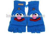 knit animal hat mitten glove set(DS-236)