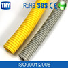 Wiring cable casing protected flexible bellows insulator tube