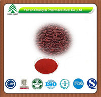Naural Red Yeast Rice Extract Powder Monascus Color
