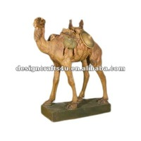 polyresin decorative camel figurine