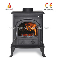 Cast Iron Wood Burning Heater