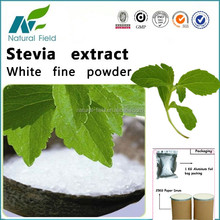 stevia extract powder rebaudioside A 99% Large-scale plant base