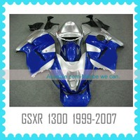 Custom Fairing Body Kit for SUZUKI GSXR 1300 hayabusa 1999-2007 99 00 01 02 03 04 05 06 07 motorcycle fairing