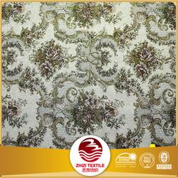 High Quality China Supplies African Sofa Chair Cushion Cover Fabric
