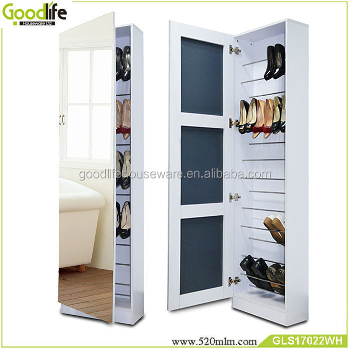 GLS17022wooden shoe cabinet