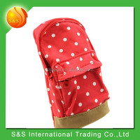 mini school bag fancy pencil case for girl