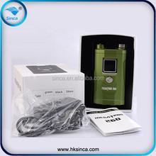 2015 vv vw e cigarette mod big vapor e cigarette with adjustable voltage watte