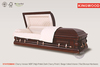 STATESMAN mdf wooden casket and plastic coffins and caskets