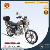 Motorcycle New Model High Climbing Ability Chopper Bike SD150-18