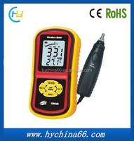 GM63B Digital Vibrometer, vibrometer tester,Vibration Meter 0.1-199.m/S2 peak(rms*v2)