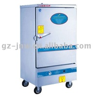 ZXY20-8 gas rice cooking equipment with 8 containers for hotel cooking equipment passed ISO9001