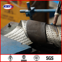 Sand Control Screen Tube,Sand Control Screen Pipe,Bridge Slotted Pipe