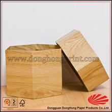 Nuevo!!! A medida de madera reloj de regalo caja de venta caliente!!( dh4035#)