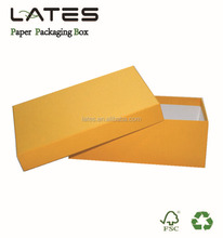 Chinese factory accept custom logo design printed packaging box ,hard paper gift boxes