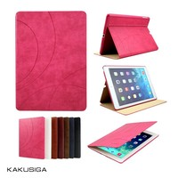 Kakusiga fashional pattern smart cover for ipad 4 original tablet case