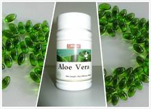Aloe Vera free sample aloe vera extract softgel