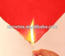 Custom-made fluorescent anti-static and flame retardant fabric