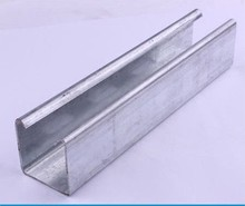 CE Approved Best Price C Steel Channel