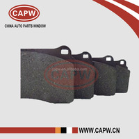 Rear Brake Pads for Toyota yaris/vios NCP150 04465-0D150 Car Auto Parts