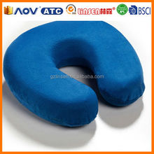 Wholesale price Linsen Therapeutic U Memory Foam Neck Pillow