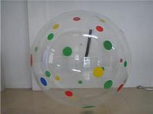 CE/UL certificated bubble ball water ball/walk on water plastic ball