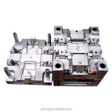 New design plastic injection mould for engine cover