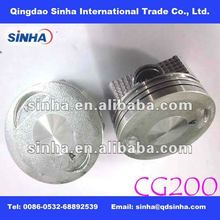 CHINA CG200 motorcycle part piston 200cc