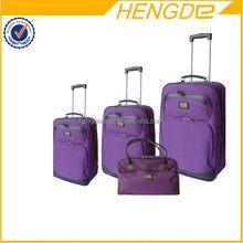 Designer exported popular wheeled luggage set