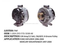 Alternador para Ford Lester 7787, 1-2024-21FD F77U-10300-AB