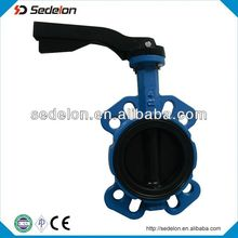 China Style Eccentric Triple Offset Butterfly Valve