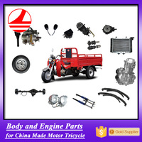 Chongqing Factory Cargo and Passenger Adult Motor SpareTricycle Parts