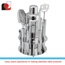 Hot Selling Stainless Steel Bar Set