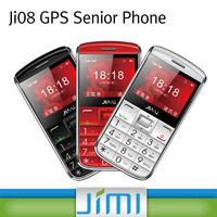 JIMI Hottest gps locator phone with free tracking platform Ji08