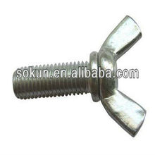 DIN316 wing screw zinc plated