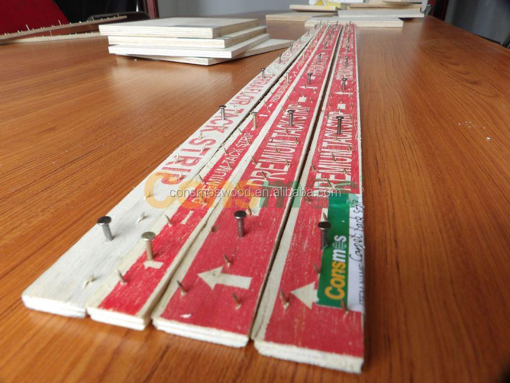 Carpet Tack Strip For American Market Consmos Carpet Tack
