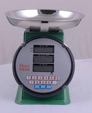 Spring Balance Type Electronic Weighing Pan Scale