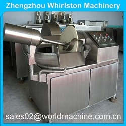 Factory direct sale automatic Sausage Meat Bowl Chopper