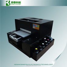 Small uv printer a4 size phone case printing printer machine metal, ceramic, glass, wood, plastic, pvc for sale