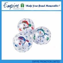 Wholesale popular fashional inflatable christmas beach ball