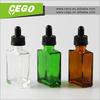 Wholesale and hottest selling ejuice glass bottle, glass perfume sample bottle, empty eliquid glass bottle
