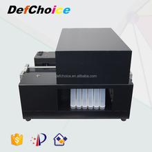 A4 L800 MINI SMALL UV LED FLATBED PRINTER FOR GLASS/CERAMIC/STONE/METAL/TILE/CRYSTAL