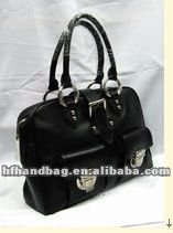 2012 New arrival flower printing lady purse