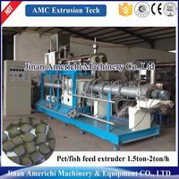 500kg-5000kg/h Floating fish feed making machine