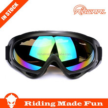 HC Protection TPU Frame and Polycarbonate Lenses Dirt Bike Goggles