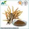 High Quality Cordyceps Sinensis Polysaccharides 10% 40% Manufacturer
