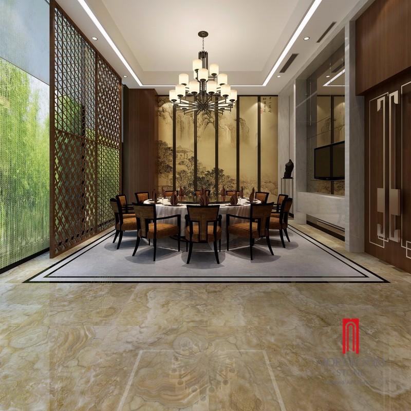 Can you polish ceramic tile