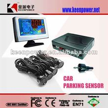 Car Parking Sensor (4 Sensors, LCD Display)