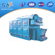 single drum coal fired chain grate stoker boiler