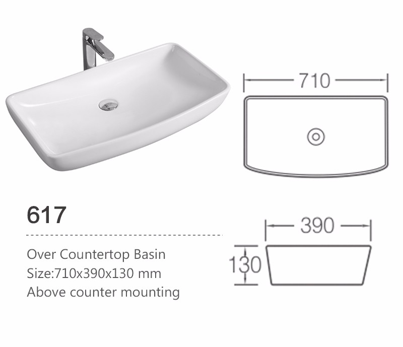 Wash Basin Sizes In Inches