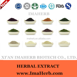 Factory supply korean red ginseng extract gold free sample